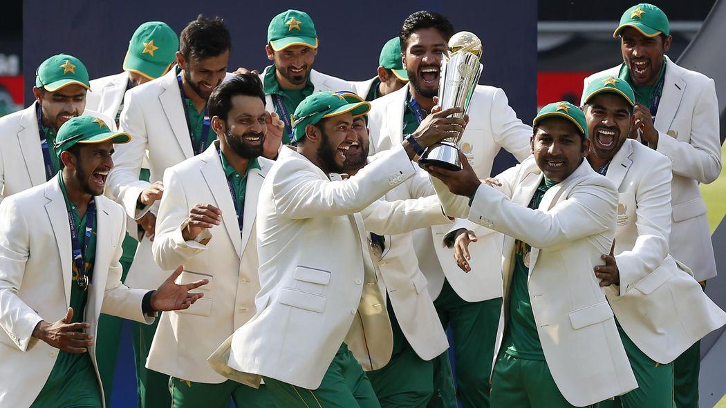 Pakistan Demolish Holders India To Win Champions Trophy