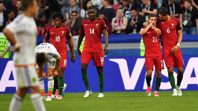 Quaresma attı, Portekiz kazanamadı