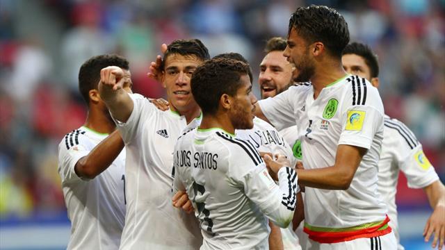 Il neo romanista Moreno rovina la festa a Ronaldo e André Silva: 2-2 tra Portogallo e Messico