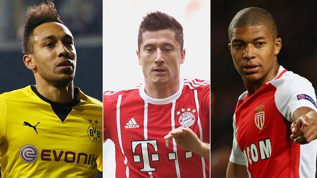 Diese Stars könnten Ronaldo bei Real ersetzen