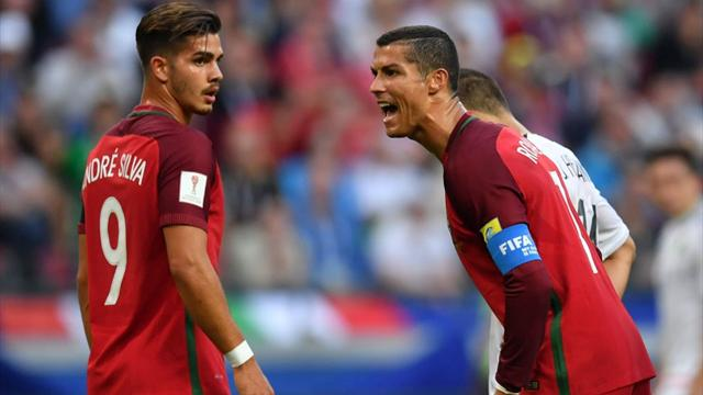 Ronaldo: Portugal shouldn't panic after Mexico draw