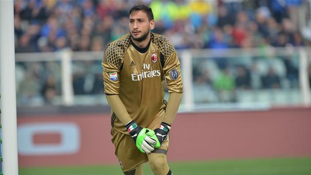 """Mirabelli: """"Donnarumma è un giocatore del Milan. Panchina o tribuna? Deciderà Montella"""""""