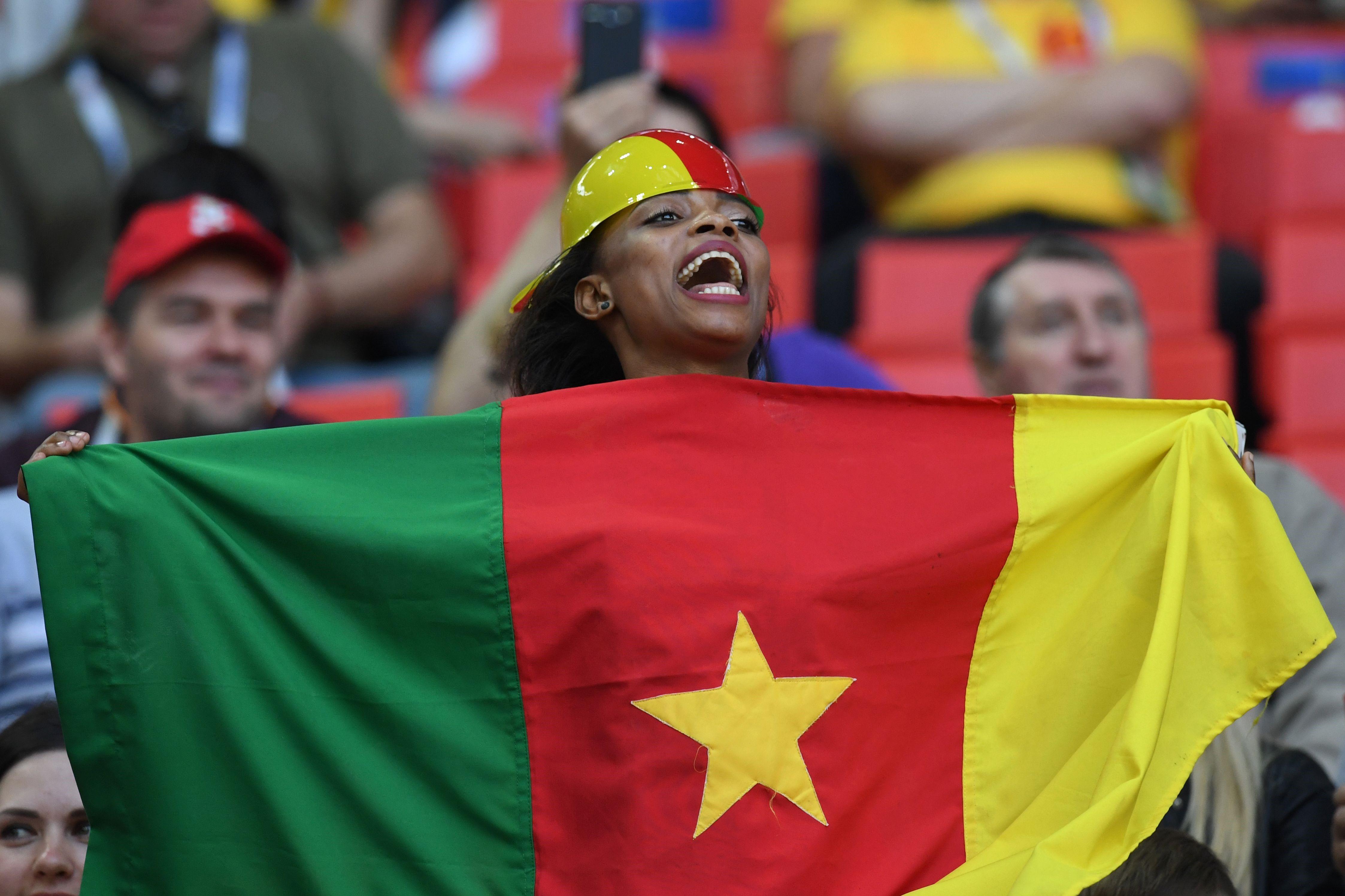 Камерун – Чили