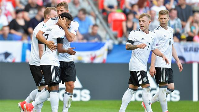 La Germania debutta alla grande: 2-0 alla Repubblica Ceca nel girone dell'Italia