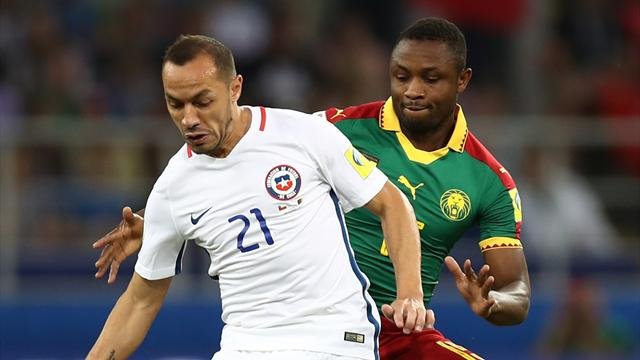 20 фото, после которых ты поймешь, что Чили с Камеруном не плевать на КК-2017
