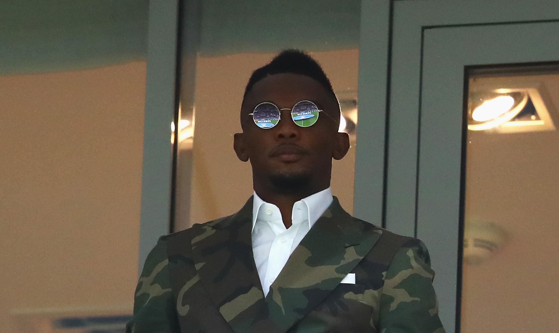 Самюэль Это'О, Чили – Камерун
