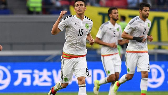 Confed Cup: Chicharito und Co. ärgern Europameister Portugal - Ronaldo schwänzt PK
