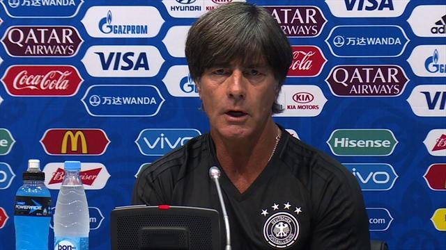 """Löw vor Australien-Spiel: """"Der Confed Cup ist ein Geschenk"""""""