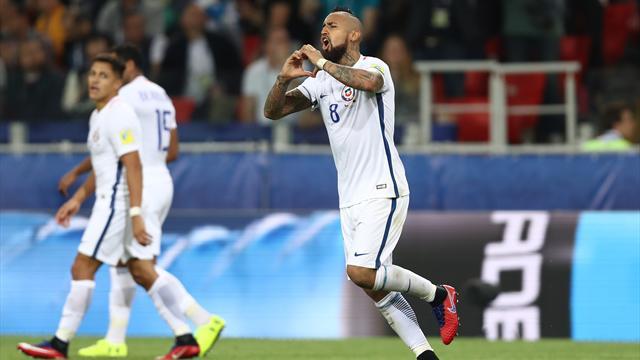 Vidal délivre le Chili