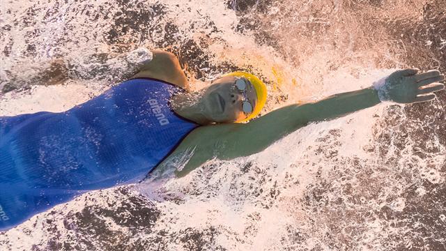 Schwimm-Olympiasiegerin Sjöström kratzt am Campbell-Weltrekord