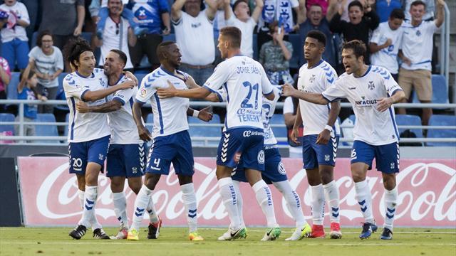 Playoff ascenso, Tenerife-Cádiz: Shibasaki permite seguir soñando al Tenerife (1-0, global 1-1)