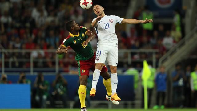 «Кубань, Краснодар». Что кричали на «Открытии», пока Камерун и Чили приводили себя в форму