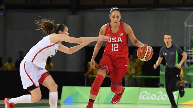 """""""Weiße Mamba"""" Taurasi beste Werferin der WNBA-Geschichte"""