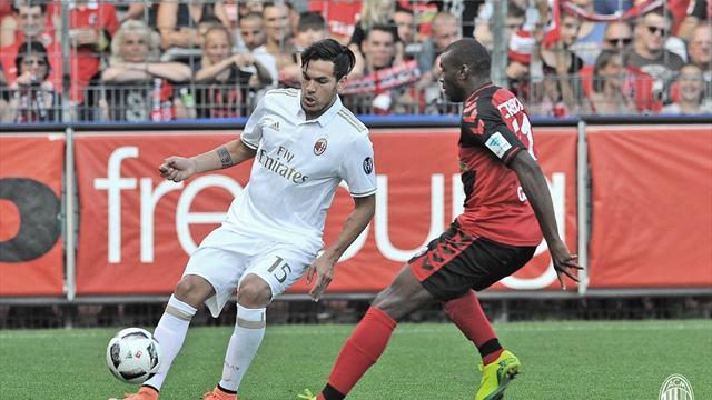 Marcelo'nun alternatifi AC Milan'dan
