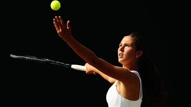 Вихлянцева поднялась на 9 позиций в рейтинге WTA