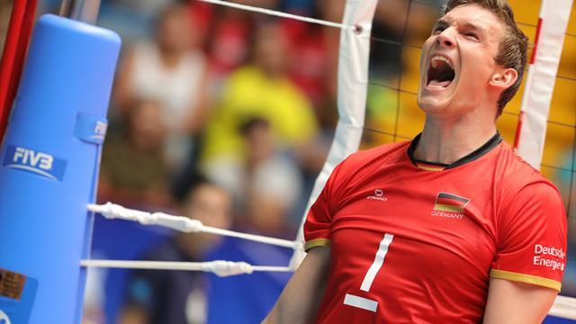 Volleyballer beenden Weltliga auf Platz drei