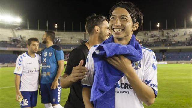 1-0. Tenerife recobra el sueño del ascenso al derrotar al Cádiz en un vibrante choque