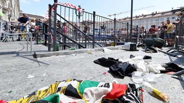 El Juventus expresa su pésame por la mujer fallecida en la estampida de Turín