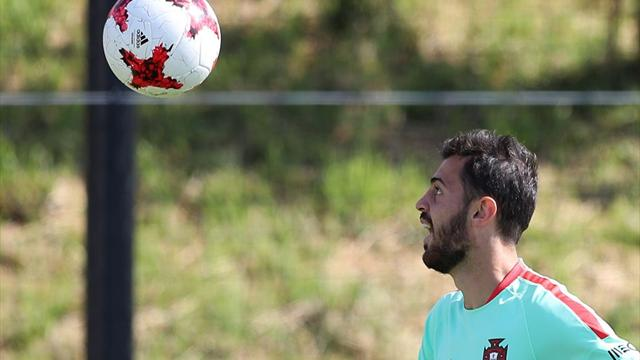 Le Portugal sans Bernardo Silva face au Mexique