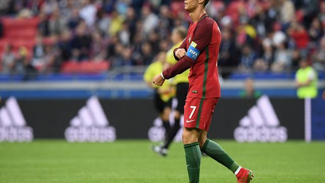 """""""Medizinische Behandlung"""" schützt Ronaldo vor FIFA-Sanktionen"""