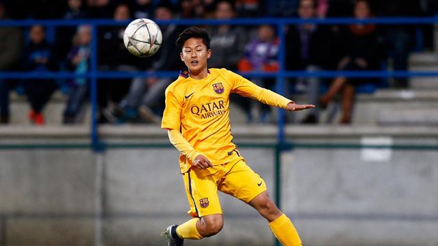 Neuer Kagawa? BVB beobachtet wohl Barça-Juwel