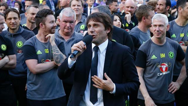 The secrets of success in Conte's second season