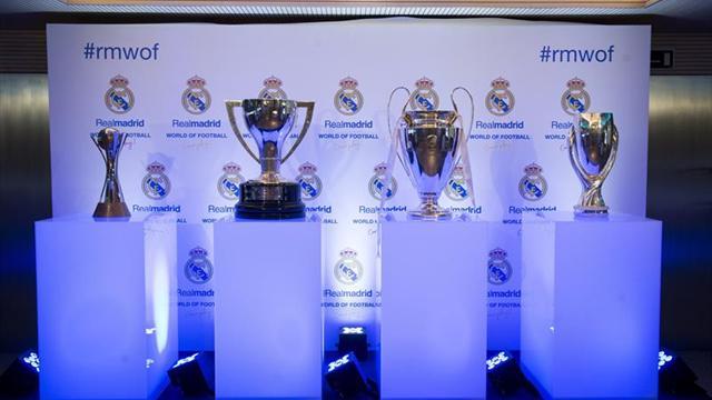 Una exposición itinerante acercará el Real Madrid a 3'5 millones de aficionados