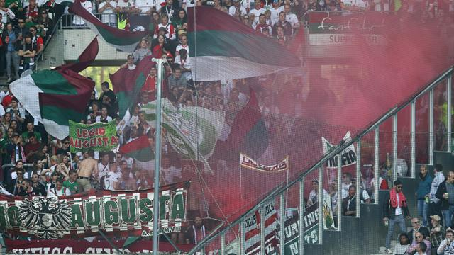 DFB: 7000 Euro Geldstrafe für FC Augsburg