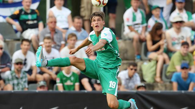 Neuzugang zum Trainingsstart: St. Pauli leiht Werder-Youngster Zander