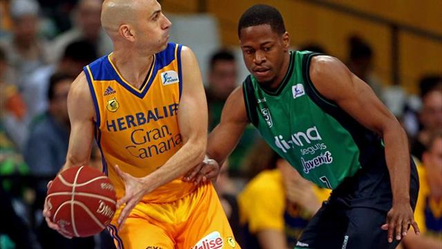 El base Albert Oliver seguirá una temporada más en el Herbalife Gran Canaria