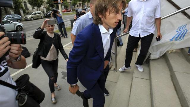 La Fiscalía croata investiga a Modric por presunto falso testimonio en un juicio