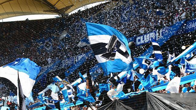 Rauchbomben und Böller: 25.000 Euro Strafe für den HSV - Geisterspiel droht