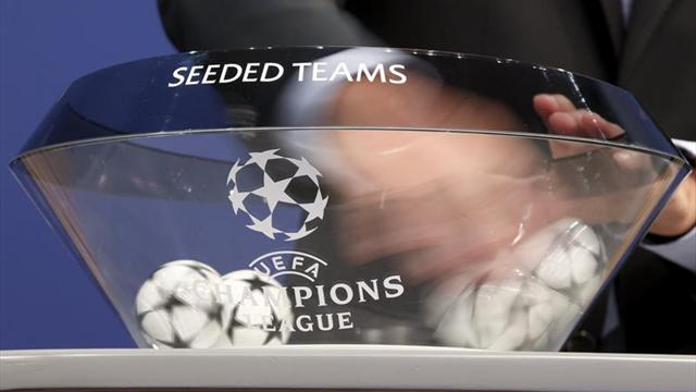 La 'Champions' 2017/18 echa a andar con el sorteo de las dos rondas previas