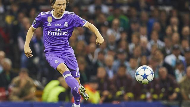 Untersuchung gegen Modric wegen vermeintlicher Falschaussage