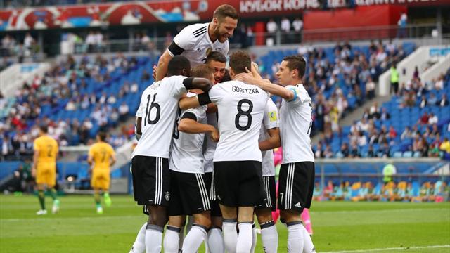 Leno mette i brividi, ma la Germania vince all'esordio: 3-2 all'Australia