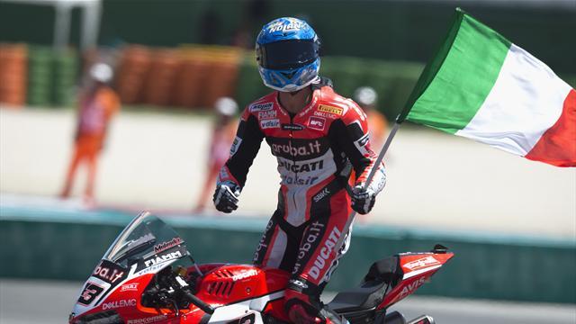 Dopo Dovizioso ecco Melandri, la Ducati si gode un giugno di vittorie da urlo