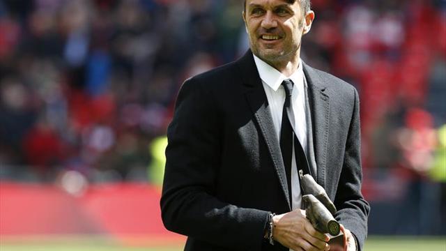 Maldini debutará en el tenis profesional en un torneo de dobles en Milán