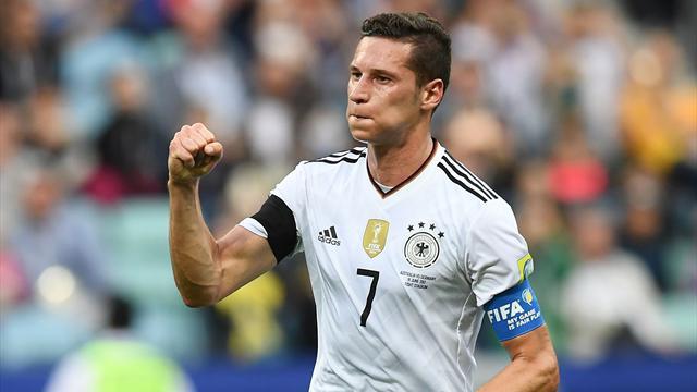 A défaut de s'être baladée, l'Allemagne a gagné