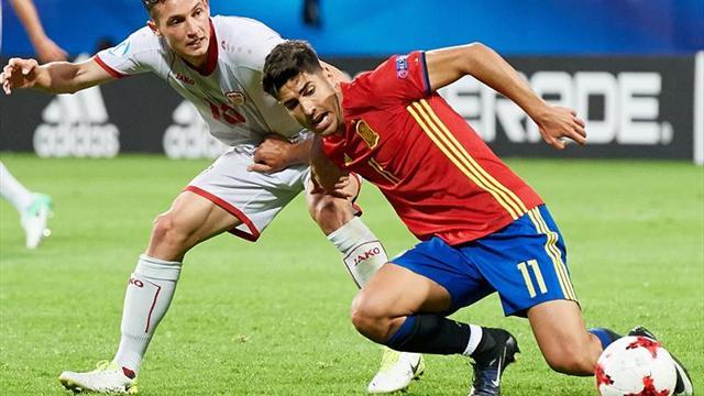 """Celades: """"El futuro de Marco Asensio, como el de todos ellos, está en su mano"""""""