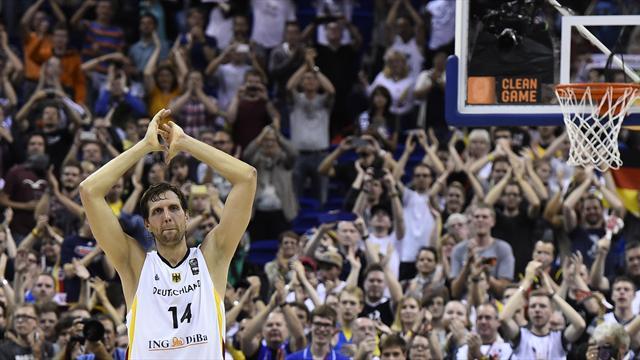NBA Africa Game: Nowitzki Kapitän vom Team World