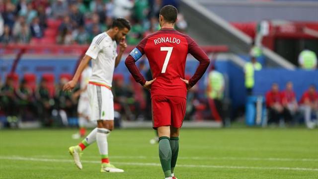 Los favoritos cumplen y la Portugal de Cristiano Ronaldo decepciona