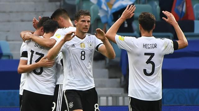 DFB-Team in der Einzelkritik: Goretzka dreht auf, Leno schwach