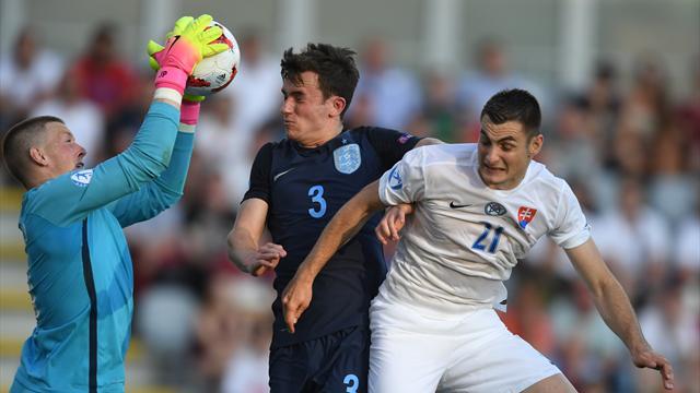 England an der Spitze, Titelverteidiger Schweden vor dem Aus