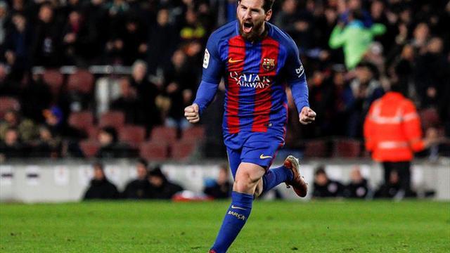 """El club espera que Messi firme su nuevo contrato """"en las próximas semanas"""""""