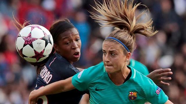 """Alexia Putellas: """"Decidimos mirar hacia delante para volver a ganar"""""""