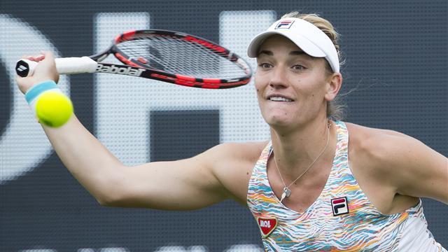 Timea Babos struggles continue at Mallorca Open