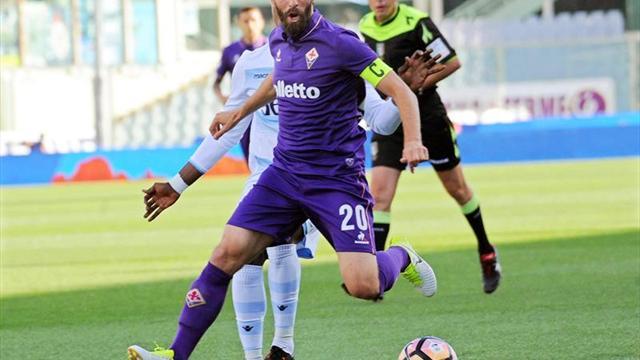 Borja Valero aceptó una propuesta del Inter, según la prensa italiana