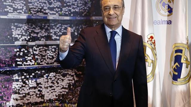 "Florentino: ""No contemplo que Cristiano pueda salir en este momento"""