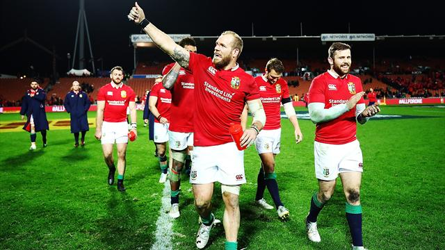 Nowell scores brace as clinical Lions tame Chiefs