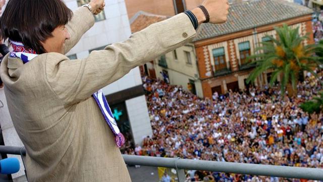 """Pachón:""""Cada vez que veo los goles de Tenerife se me pone la piel de gallina"""""""